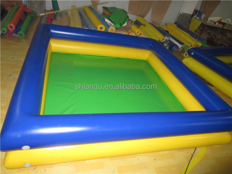 PVC naterial inflatable spa pool for sale