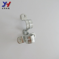 OEM ODM factory manufacture aluminum customized stamping galvanized hardware accessory for fastening