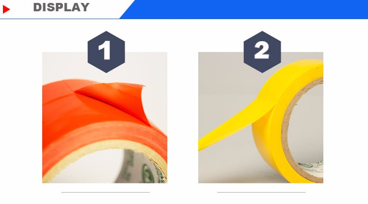 Wholesale Caution tape Warning Floor Marking Adhesive Tape