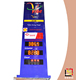 Petrol station led light gas price sign display used equipment