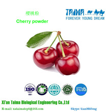 Xi`an Taima hot selling high quality 100% Pure Natural Freeze Dried Acerola Cherry Extract Powder