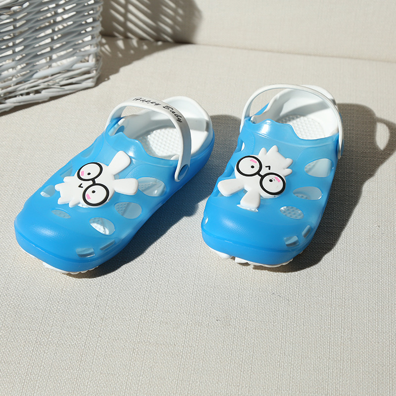 S17465A Fashion Cute Sandals Summer Children Baby Slippers