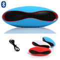 Rugby Mini Wireless Speaker Blutooth Portable Music Sound Box for Mobile Phones Support TF Card