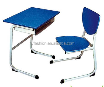 Genial Cheap Prices Classroom Single Study Student Desk Table/ Children School Desk  And Chair Set