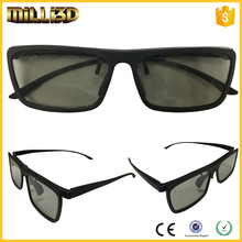 circularly polarized 3d glasses for projector