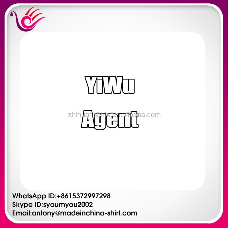 China Supplier Garment Buying Agents