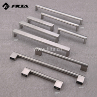 high quality furniture hardware modern designer delicate aluminum furniture handle