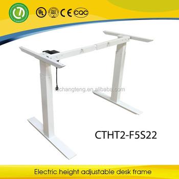 Boss Modern Director Office Table Design Height Adjustable Desk Legs  Executive Office Desk Frame