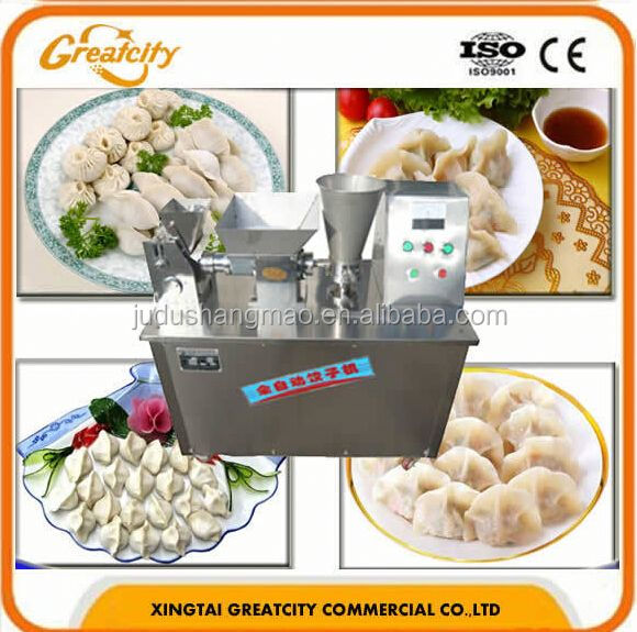 Best quality Samosa /dumpling Making Machine Of with four mould