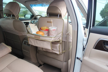 kids car seat organizer car desk for kidsauto accessoriesseat back protector