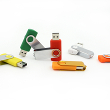 Popular Gadget Swivel USB 2.0 Flash Memory Stick 1GB 2GB 4GB 8GB