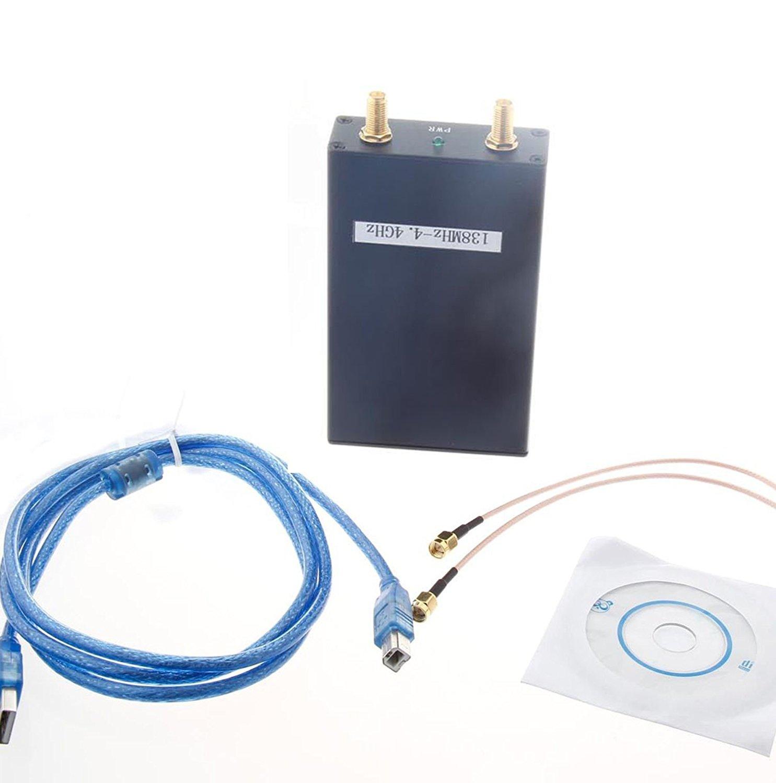 TOPCHANCES USB2.0/3.0 SMA Signal Source Signal Generator Spectrum Analyzer 138MHz~4.4GHz
