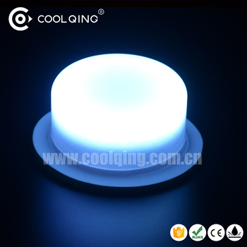 Led Lamp Battery With Remote Rgb Sepere