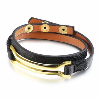 Marlary Alibaba Express Whole Leather Jewelry Fashion Adjule Cowhide Bracelet View Bracelets