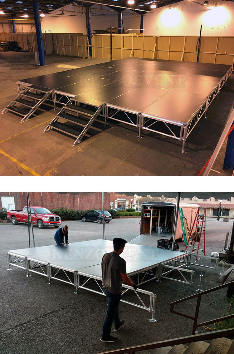 Wholesale outdoor aluminum concert stage platform