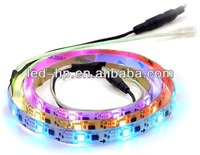 remote controlled battery operated led flex stripe