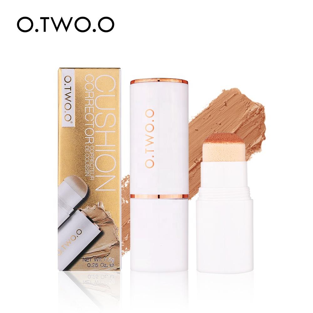 O.TWO.O Brand Makeup Cushion Contour 4 Colors Easy to Use Cream Contour Stick