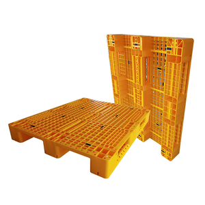 Single Side HDPE PP Mesh Face Plastic Pallet