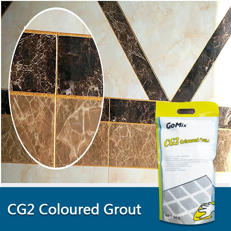 Anti Mildew Non Shrink Coloured Grout
