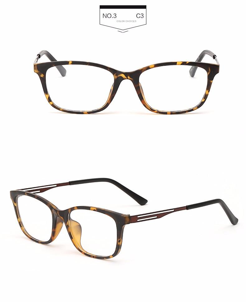 Eyeglass Frames Shape Memory Alloy : New Latest Fashion Eyewear Memory Frame Glasses Square ...