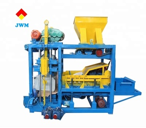 durable and innovative used concrete block making machine