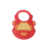 2018 hot sale high quality silicone baby bibs