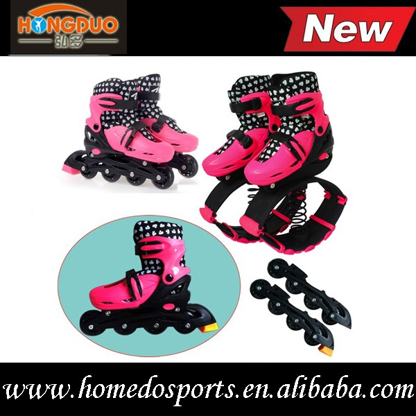 Hot fitness bounce shoes for adult