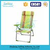 Easy Cleaning Hot Sell Compactnylon Fabric Folding Chair