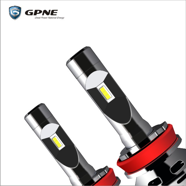 Auto Lamp Super White R1 Led Headlight GPNE H1 H4 H7 H13 9005 9006,H11 Car Led Headlight