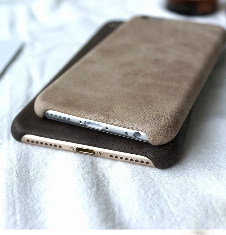 PU Leather Mobile Phone <strong>Case</strong> For iPhone 7P Many Models Available For Leather Back Cover