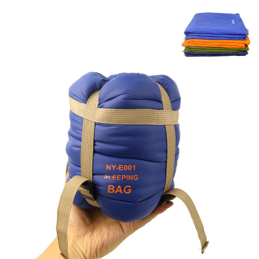 Get Quotations Stimmt Lightweight Sleeping Bag Envelope Waterproof Backng Bags For S Compact Sleep