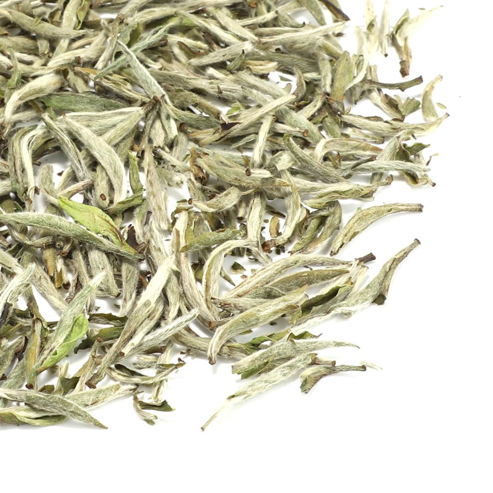 Free Sample Top Quality Organic White Tea Silver Needle Bai Hao Yin Zhen Tea - 4uTea | 4uTea.com