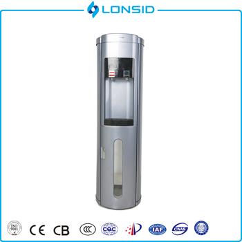 Cold Hot Edelstahl Pou Kompressor Wasser Dispenser Mit Kuhlschrank