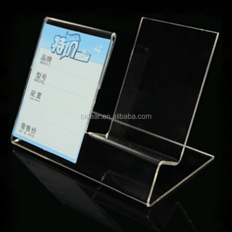 Cheap mobile phone stand used in mobile phone store