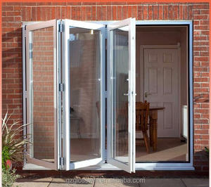 Pvc Exterior Folding Patio Doors Lowes French Accordion Garage