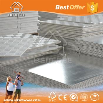 Pvc Foil Backed Plasterboard Gypsum Ceiling Board Design