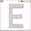 Wholesale natural decorative wood alphabet letters alphabet letters