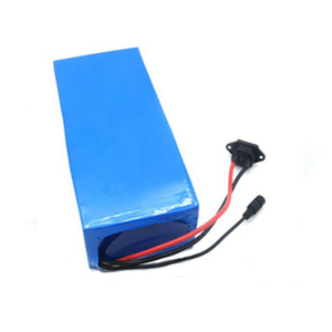 Professional Manufacturer 52V 20Ah LiFePO4 Prismatic Lithium Iron Phosphate Rechargeable Battery Pack for Ebike