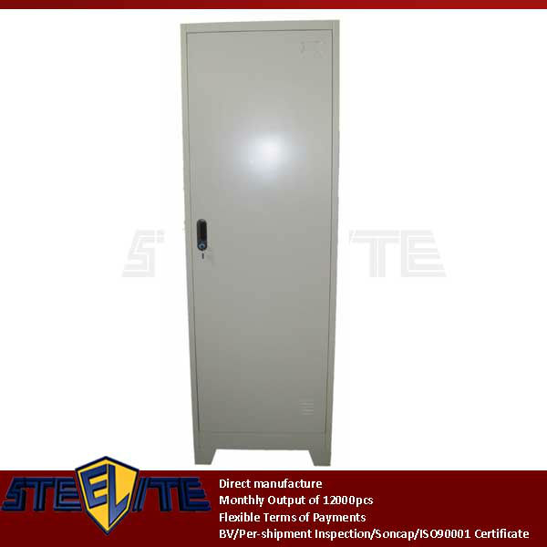 With Foot Colorful Single Door Metal Locker
