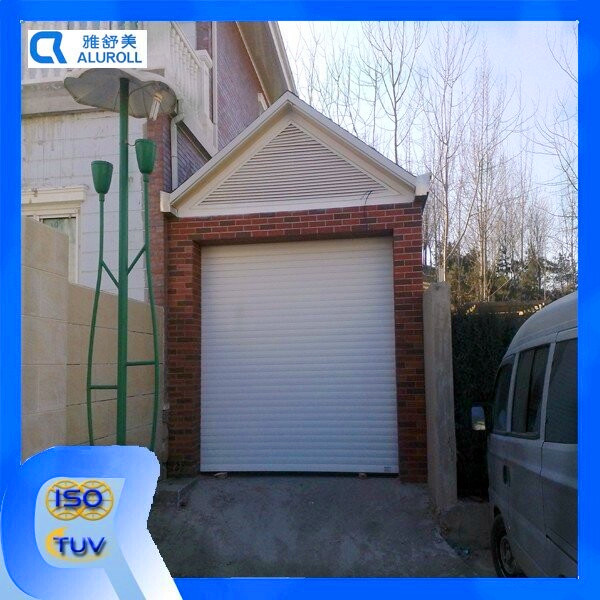 French roller shutter with good outlook and long using life time
