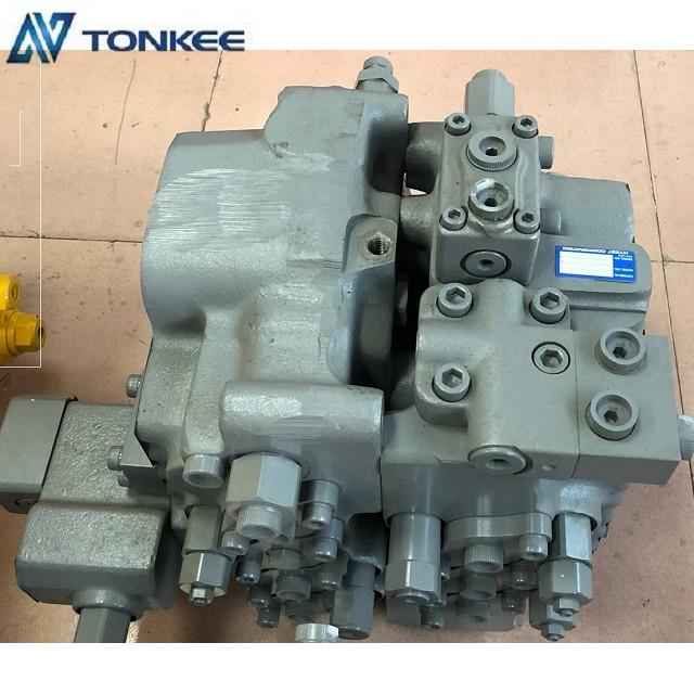 genuine VOE14576336 main control valve UX28-86 MCV control valve for EC210B EC210BLC