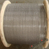 Where To Buy 7x19 Clip and Tensioning Pulleys for Stainless Steel Wire Rope with Ends Tensioner and Sheaves Hardware