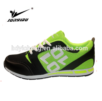 da010f238daa Best Selling PU shoes low price china running shoes export company