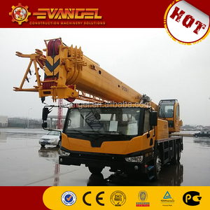 High Quality Truck Crane Price List 25 ton mobile crane QY25K-II for sale