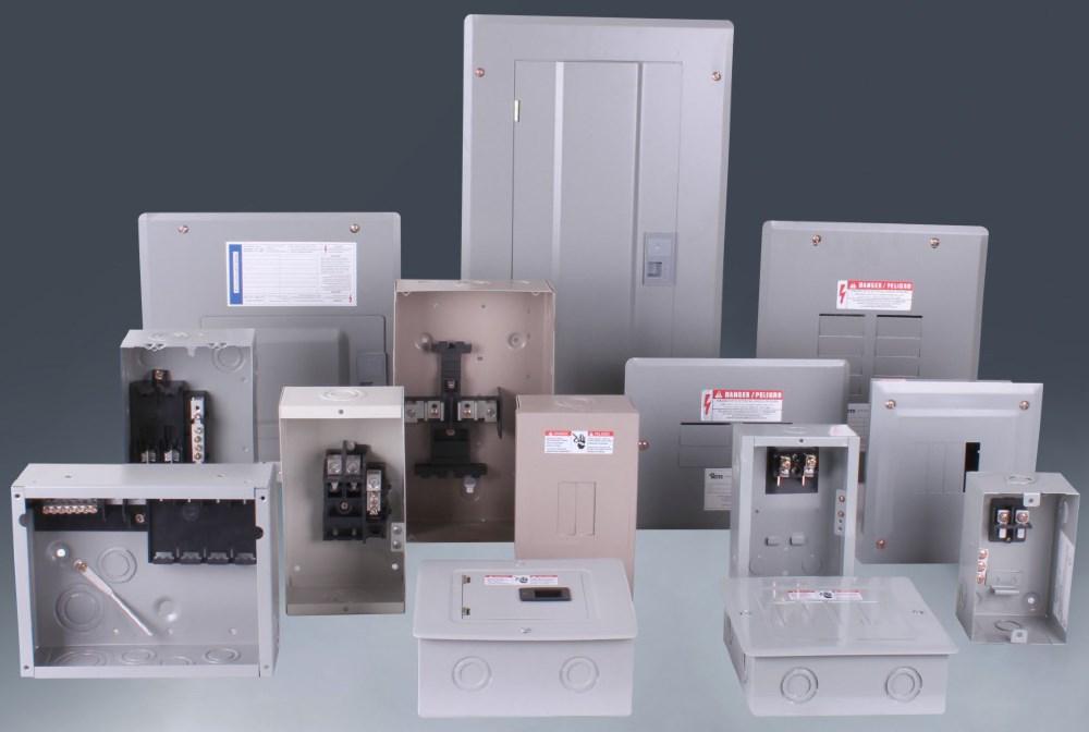 Zhejiang Meto Electrical: 100a 4 Way Residential Panel Box Electrical Outdoor