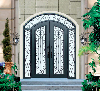 Wrought Iron Gate Grill Entrance Door Designs Prices