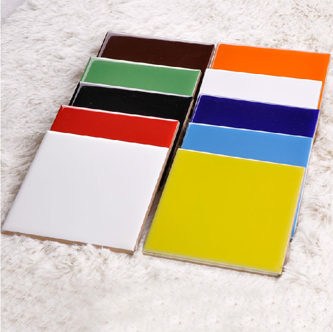 4x4 Inch Mono Color Ceramic Tile - Buy 4x4 Tile,4x4 ...