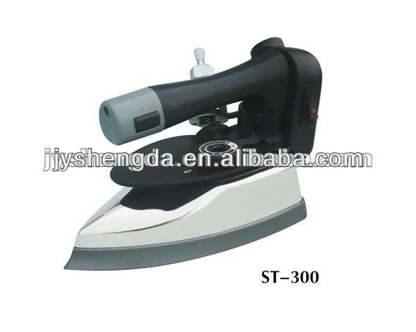 Silver Star Industrial Electric Gravity Steam Iron