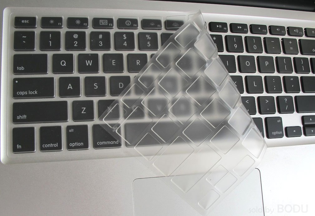 Bodu TPU Clear Keyboard Cover Protector Fit for 11.6 Inch Dell Inspiron 11-3147/3208/3148 (Not Fit for 11-3137), Ins11W-4208T/4308T/4108T