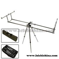 EASY AND QUICK TO SET aluminium carp fishing rod pod
